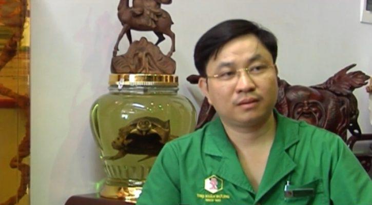 TS Phùng Tuấn Giang