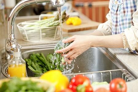 Học cách tiết kiệm nước của người Nhật